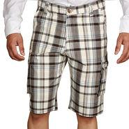 Sparrow Clothings Cotton Cargo Shorts_wjcrsht19 - Multicolor