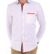Bendiesel Cotton Casual Shirt For Men_Bdc086 - Multicolor
