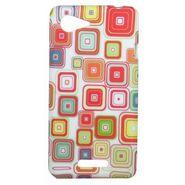 Snooky Designer Soft Back Case Cover For Sony Xperia E3 Dual - Multicolour