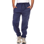 Delhi Seven Cotton Plain Lower For Men_Mumpj023 - Blue