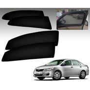 Set of 4 Premium Magnetic Car Sun Shades for ToyotaCorrola