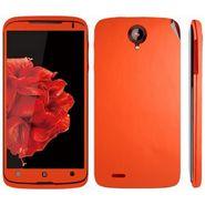 Snooky Mobile Skin Sticker For Lenovo S820 20710 - Orange
