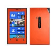 Snooky Mobile Skin Sticker For Nokia Lumia 920 21012 - Orange