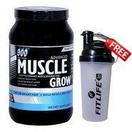 GXN Advance Muscle Grow 2 Lb (907grms) Butterscotch Flavor