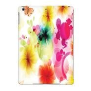 Snooky Digital Print Hard Back Case Cover For Apple iPad Air 23649 - White