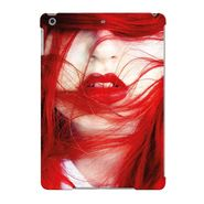 Snooky Digital Print Hard Back Case Cover For Apple iPad Air 23621 - Red