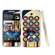 Snooky 28201 Digital Print Mobile Skin Sticker For HTC Desire 616 - Multi