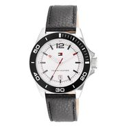 Tommy Hilfiger Round Dial Analog Watch_th1790989j - White