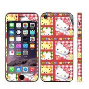 Snooky 39042 Digital Print Mobile Skin Sticker For Apple Iphone 5 - Pink