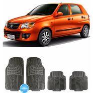Digitru - Car Rubber Foot Mat Alto 800 (Black) _ DG20150113