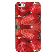 Snooky 35178 Digital Print Hard Back Case Cover For Apple iPhone 5s - Red