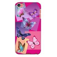 Snooky 35323 Digital Print Hard Back Case Cover For Apple iPod touch 5th Generation - Pink