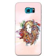 Snooky 36208 Digital Print Hard Back Case Cover For Samsung Galaxy S6 - Multicolour