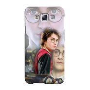 Snooky 36419 Digital Print Hard Back Case Cover For Samsung Galaxy E5 - Multicolour