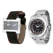 Pack of 2 Dezine Wrist Watch_Combo11