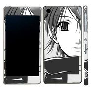 Snooky 39770 Digital Print Mobile Skin Sticker For Sony Xperia Z3 - Grey