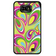 Snooky 40337 Digital Print Mobile Skin Sticker For Micromax Superfone Pixel A90 - multicolour