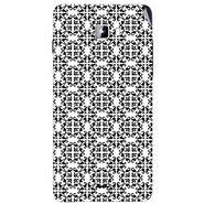 Snooky 40738 Digital Print Mobile Skin Sticker For Micromax Canvas Nitro A311 - White