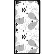 Snooky 40806 Digital Print Mobile Skin Sticker For XOLO 8X 1000 Hive - White
