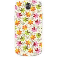 Snooky 40978 Digital Print Mobile Skin Sticker For XOLO Q600 - White