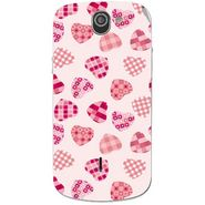 Snooky 40984 Digital Print Mobile Skin Sticker For XOLO Q600 - White