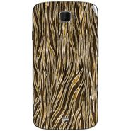 Snooky 41105 Digital Print Mobile Skin Sticker For XOLO Q1000 Opus - Brown
