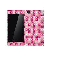 Snooky 41363 Digital Print Mobile Skin Sticker For OPPO R5 - Pink