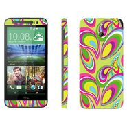 Snooky 41471 Digital Print Mobile Skin Sticker For HTC One E8 - multicolour