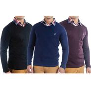 Pack of 3 Full Sleeves Sweaters For Men_Srifs01