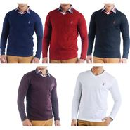 Pack of 5 Full Sleeves Sweaters For Men_Srifs06