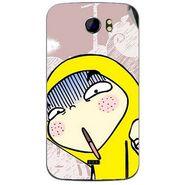 Snooky 46513 Digital Print Mobile Skin Sticker For Micromax Canvas 2 A110 - Multicolour