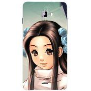 Snooky 46903 Digital Print Mobile Skin Sticker For Micromax Canvas Nitro A311 - Multicolour