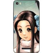 Snooky 48629 Digital Print Mobile Skin Sticker For Lava Iris X8 - Multicolour
