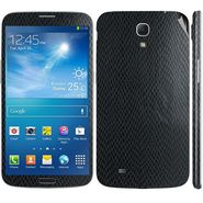 Snooky 18289 Mobile Skin Sticker For Samsung Galaxy Mega 6.3 GT I9200 - Black