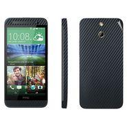 Snooky 20636 Mobile Skin Sticker For HTC One E8 - Black