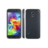 Snooky 20671 Mobile Skin Sticker For Samsung Galaxy S5 Mini - Black