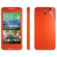 Snooky 20554 Mobile Skin Sticker For HTC Desire 610 - Orange