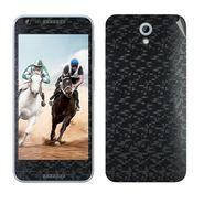 Snooky 20569 Mobile Skin Sticker For HTC Desire 820 mini - Black