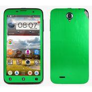 Snooky 20695 Mobile Skin Sticker For Lenovo A850 - Green