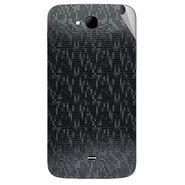Snooky 43296 Mobile Skin Sticker For Intex Aqua i15 - Black