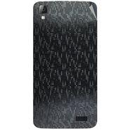 Snooky 43344 Mobile Skin Sticker For Intex Aqua N7 - Black