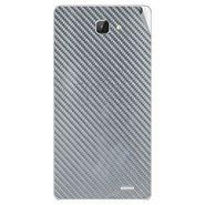 Snooky 43614 Mobile Skin Sticker For Intex Aqua I5 Hd - silver