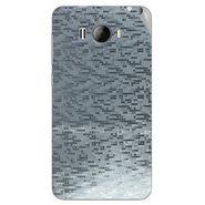 Snooky 43625 Mobile Skin Sticker For Intex Aqua N15 - silver