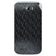 Snooky 43680 Mobile Skin Sticker For Intex Cloud Z5 - Black