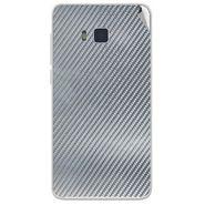 Snooky 43746 Mobile Skin Sticker For Lava Iris 406Q - silver