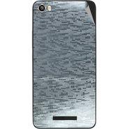 Snooky 43829 Mobile Skin Sticker For Lava Iris X8 - silver
