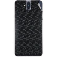 Snooky 43848 Mobile Skin Sticker For Lava Iris 550Q - Black