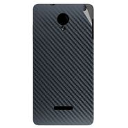 Snooky 43939 Mobile Skin Sticker For Micromax Canvas Fun A74 - Black