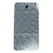 Snooky 44621 Mobile Skin Sticker For Xolo Q900 - silver