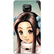 Snooky 46103 Digital Print Mobile Skin Sticker For Micromax Ninja A91 - Multicolour